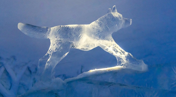 How to Make Snow Sculptures